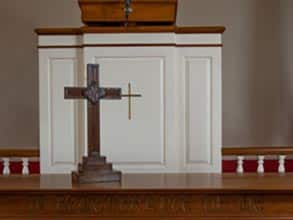 Manor Presbyterian Church communion