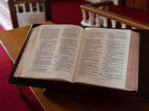 Manor Presbyterian Church Bible